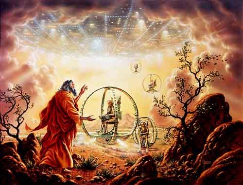 İncil, UFO,USO