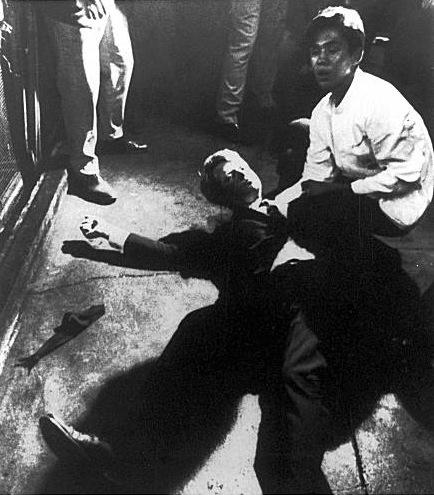 The Assassination of Robert Kennedy Robert Kennedy Assassination